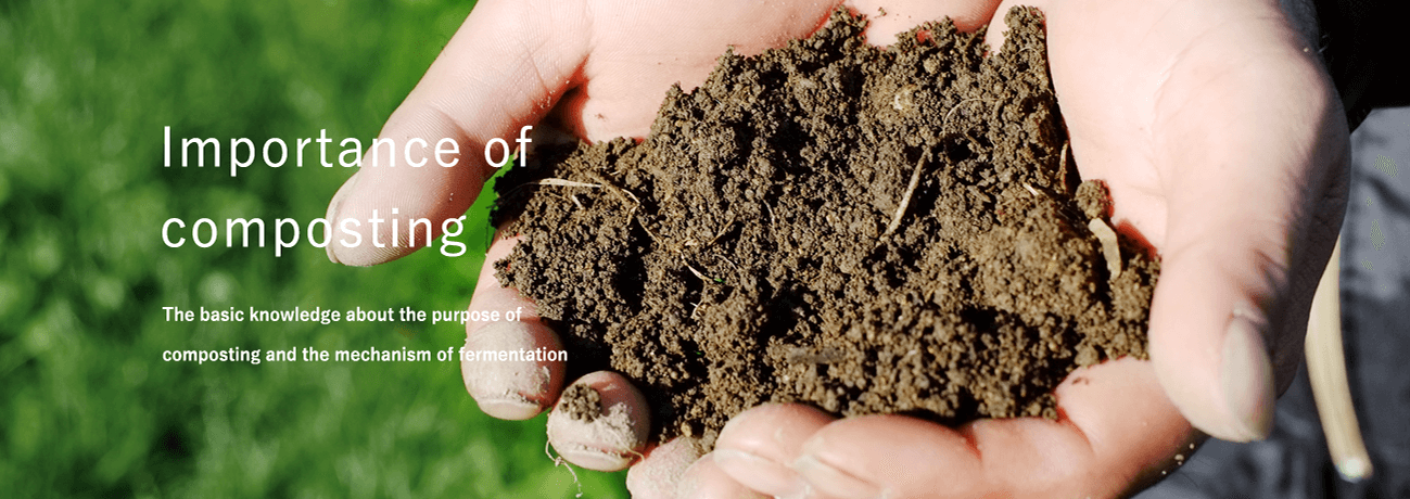 Importance of composting